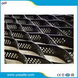 Plástico HDPE Geocells para sistema de confinamiento celular