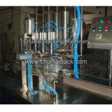 Máquina de engarrafamento do atolamento de morango