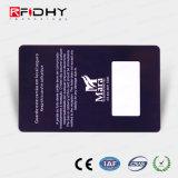 Painel de assinatura MIFARE (R) 1K bilhete de papel de RFID para a adesão minimizadas