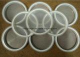 anelli di ceramica di Zirconia Zro2 di 90*110*12mm per la stampante del rilievo