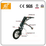 Kit de triciclo eléctrico de 12 pulgadas con motor de 350 W para silla de ruedas