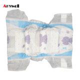 Pente extérieure respirable d'aperçu gratuit couches-culottes remplaçables d'un bébé de qualité de marque de distributeur