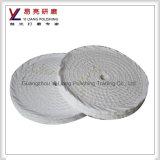 Roue de polissage de polissage extérieure en métal et d'acier inoxydable