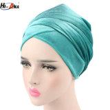 Nuovo cappello del turbante del velluto della Ciao-Ana per esterno