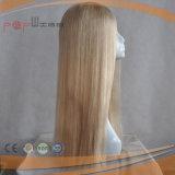Seda Tipo Toupee Superior do Cortador de cabelos judaica (PPG-L-0446)