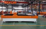 tipo econômico máquina da tabela 500W de estaca do laser da fibra do CNC