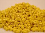 Granelli di plastica di Masterbatch di colore giallo per il giocattolo di plastica