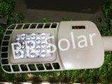 indicatore luminoso di via solare di vendita caldo 50W con la batteria costruita nella lampada
