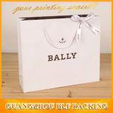 Prendas personalizadas de compras bolsa de papel de embalaje