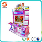 Het nieuwste Muntstuk van de Arcade stelt Jonge geitjes Peashooter in werking Ontspruitend de Machine van het Balspel