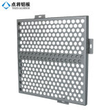 Fabriek van China paste het Decoratieve Aluminium Geperforeerde Blad van het Metaal aan