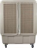 Dispositivo di raffreddamento di aria mobile evaporativo della palude 18000 M3/H dell'acqua di Weihao