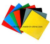 Color negro con textura de láminas para termoformado ABS
