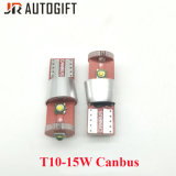 Super helles T10 CREE 15W Canbus LED W5w Canbus T10 LED 3SMD Abstand-Licht