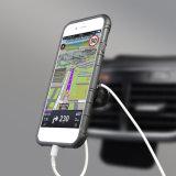Держатель держателя автомобиля сотового телефона сброса воздуха 2017 низкий MOQ всеобщий цветастый передвижной для Smartphone