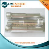 De Pijp van het Borium van het carbide met het Jasje van het Aluminium
