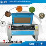 Découpage de laser de CO2 et machine de gravure pour le découpage acrylique