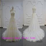 تصميم مثير [ستربلسّ] ثوب زفافيّ