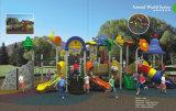 Kind-Spielzeug-im Freienunterhaltungs-Gemeinschaftsgerät