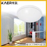 20W LEDの円形の銀製のリングの天井ランプ