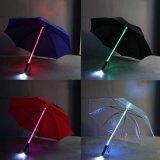 LED Star Wars parapluie Parapluie pluie Femmes Hommes parapluie flash de lumière multicolore de nuit