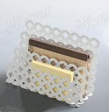 Neues Produkt-Metallineinander greifen-Briefpapier-Ablagekasten-Büro-Schreibtisch-Zubehör