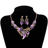 De uitstekende Retro Halsbanden van de Legering, de Juwelen van de Manier
