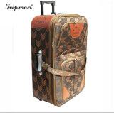 [إفا] تسوق حامل متحرّك حقيبة مع أربعة ملفاف لجسم مخروطيّ حقيبة حقيبة