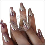 Kosmetischer Chrom-Spiegel-Effekt-goldenes Nagellack-Pigment-Puder