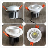 15W ÉPI Downlight (WD-4070A) de l'intense luminosité DEL