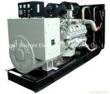 Gerador Diesel silencioso elétrico com 250kw Cummins Engine