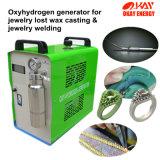 Waterstof Oh100 van Oxy van de Machine van het Lassen van de Was van de investering de Gietende