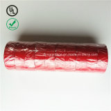 Material de PVC de alta adherencia cinta aislante eléctrico para la seguridad