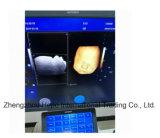 에코 트롤리 초음파 스캐너 의학 색깔 도풀러