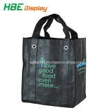 PP Non-Woven OEM laminado ecológica reutilizable Bolsa de compras