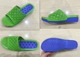 Машина инжекционного метода литья автоматического роторного пластичного ботинка Двойн-Цвета сразу