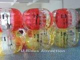 Раздувной шарик футбола PVC Bumper для малышей и взрослых