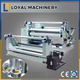 Автоматический бумажный крен ярлыка, пленка, машина Rewinder Slitter ленты пены