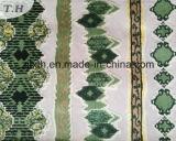 우단 직물의 중국 직물 공장 100 폴리에스테