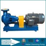 Pompe centrifuge horizontale lourde d'acier inoxydable de pompe à eau