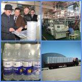 Film d'emballage rétrécissable de HDPE pour l'eau de bouteille