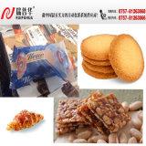 Machine van /Cookies van de Staaf van de Rijst van Samller de Automatische Verpakkende