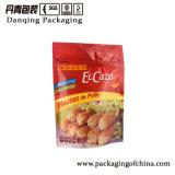 Pack de Dq Flautas De Pollo sac de l'emballage souple avec fermeture à glissière