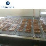 De automatische Chocolade Gehulde Lopende band van de Staaf van het Suikergoed