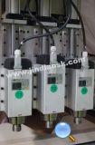 El mejor ranurador neumático del CNC del cambio de la herramienta Xc300 para el corte y China Drilling