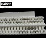 Hairise 7300 Gelijk Net met Openingen Baffletransfering spoelt de Modulaire Riem van het Net voor de Rang van het Voedsel