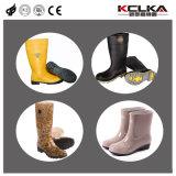 自動高品質の安全雨靴の注入形成機械
