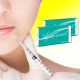 Enchimento cutâneo estético médico quente 2ml do ácido hialurónico de Saling para a face