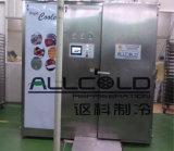 Prêt d'aliments à haute température refroidisseur d'aspiration/rapide de la machine de refroidissement sous vide