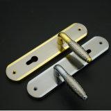 철 격판덮개 알루미늄 손잡이 자물쇠 (F904-L90)